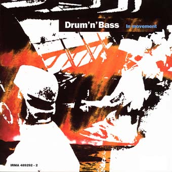 Drum'n'Bass In Movement/In Flux (vinyl)
