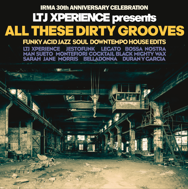 All These Dirty Grooves