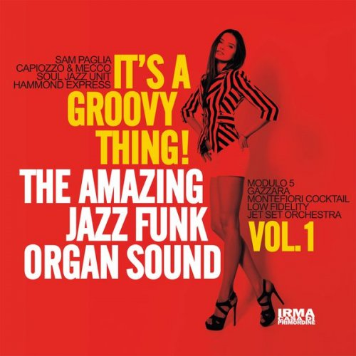 It's A Groovy Thing! The Amazing Jazz Funk Organ Sound Vol.1