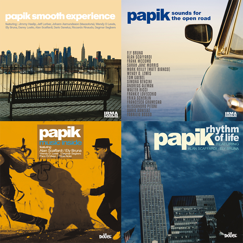 PAPIK (Special CD Pack)